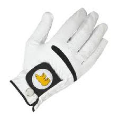 how to wear golf gloves